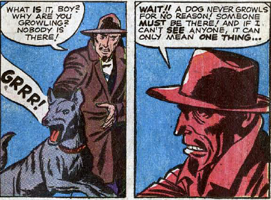Full disclosure: Miracle Man has never met a dog.