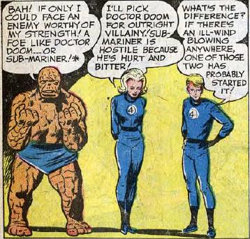 Johnny speaking as all teenagers do, in elaborate metaphor.