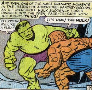 hulk v thing